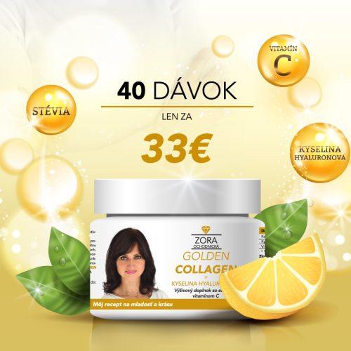 Golden Collagen od Zory Ochodnickej