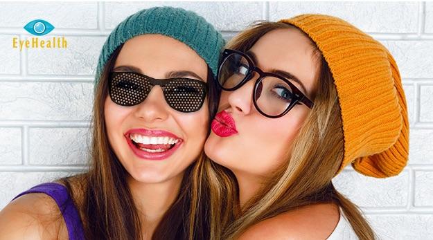 Obr.: EyeHealth okuliare na precivočvanie a obnovu zraku
