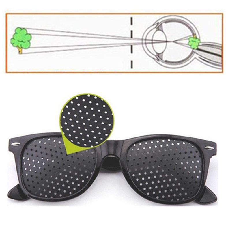 Obr.: Správne vykresľovanie pozorovaného obrazu vďaka okuliarom EyeHealth