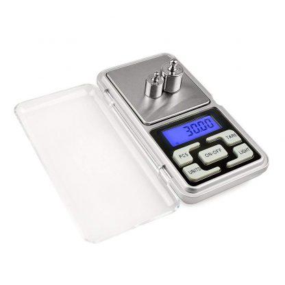 Digitálna vrecková mini-váha 200g (presnosť 0,01g) 2