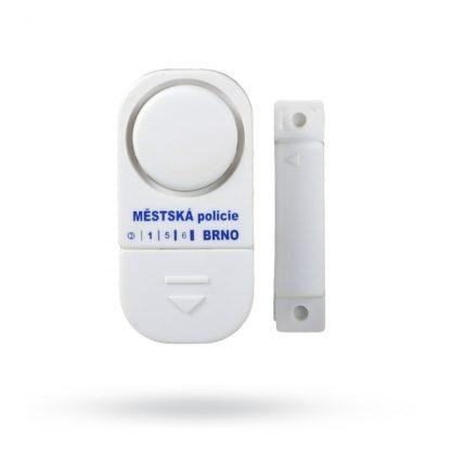 Alarm pre stráženie okien a dverí OKNO+ 5