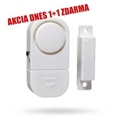 Alarm pre stráženie okien a dverí OKNO+ 1
